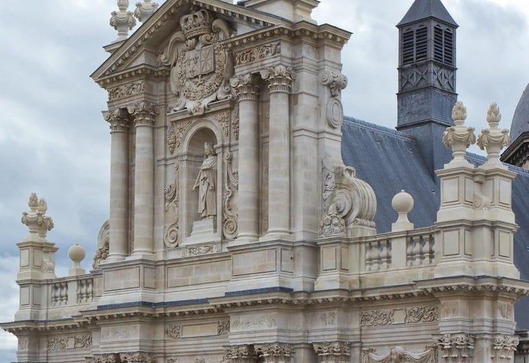 Hôtel Emile, Париж, Вид из отеля