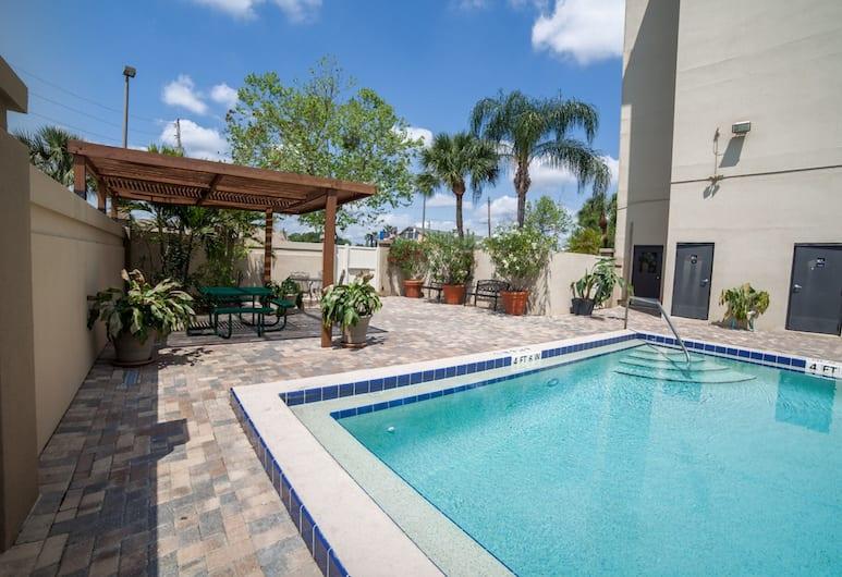 Katerina Hotel, Orlando, Vonkajší bazén