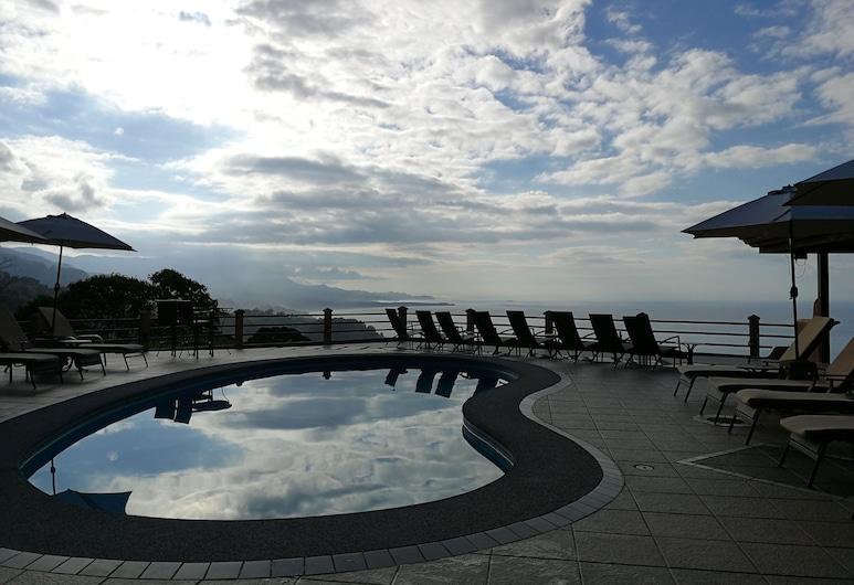 Villas Alturas, Ballena, View from Hotel