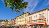 Vyberte si tento hotel lacný v: Ascona