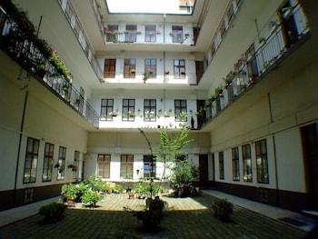 布達佩斯迴旋鏢旅館的相片