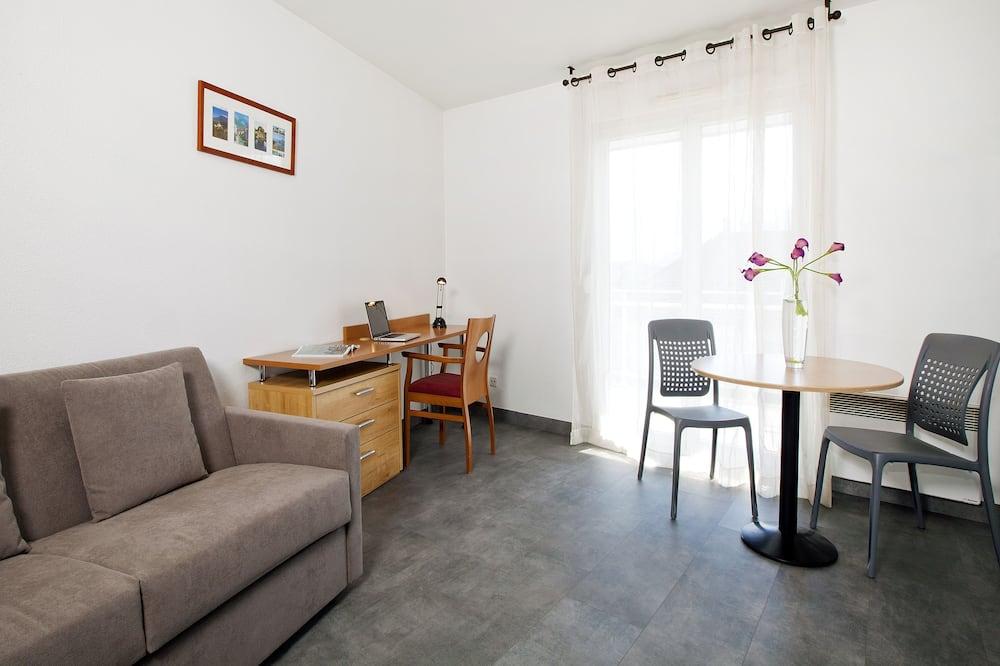 Apartmán typu Premium - Obývacie priestory
