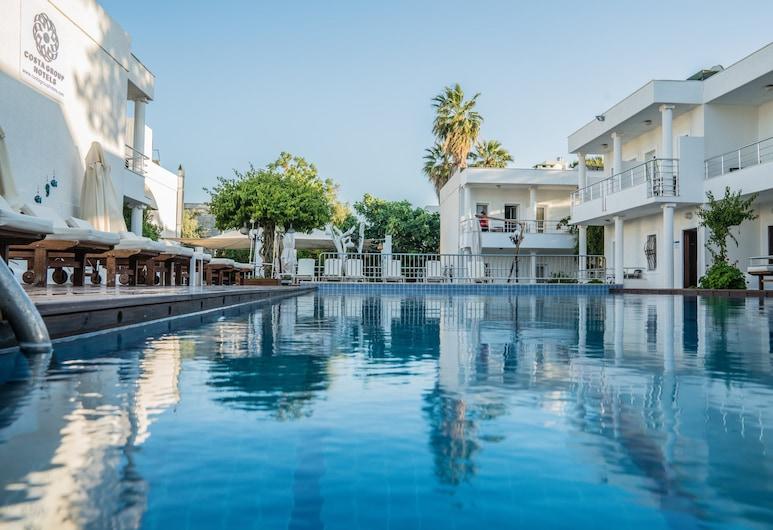 Costa Maya Hotel, Μποντρούμ, Εξωτερική πισίνα
