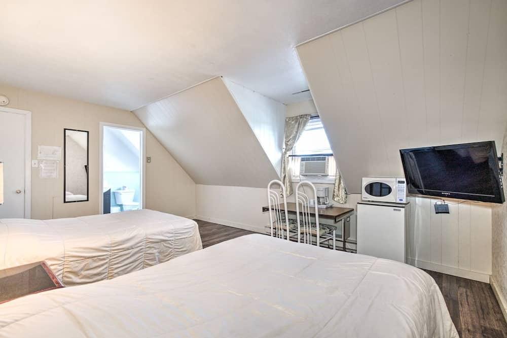 Phòng Economy, 2 giường đôi - Phòng
