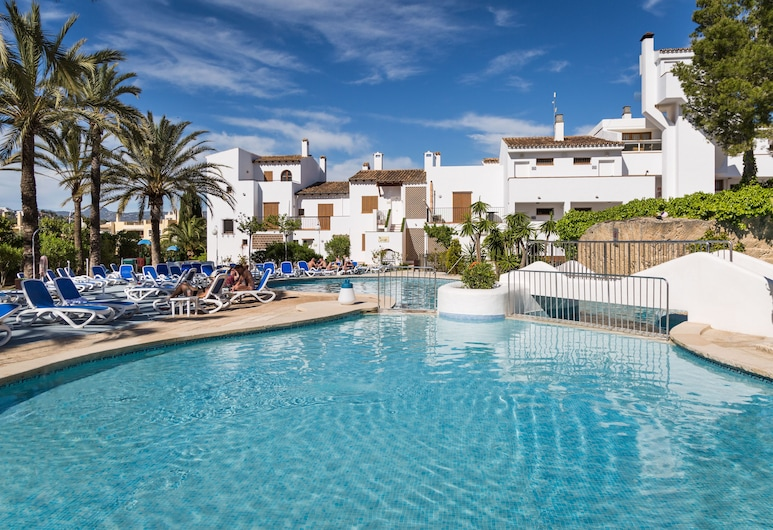Plazamar Serenity Resort, Calvia, Εξωτερική πισίνα