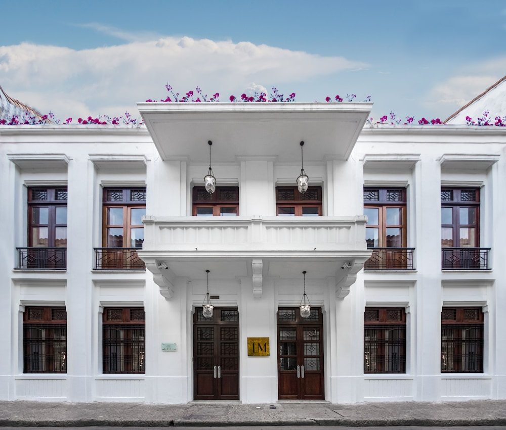 Book hotel lm a luxury boutique hotel in cartagena for Exclusive boutique hotels