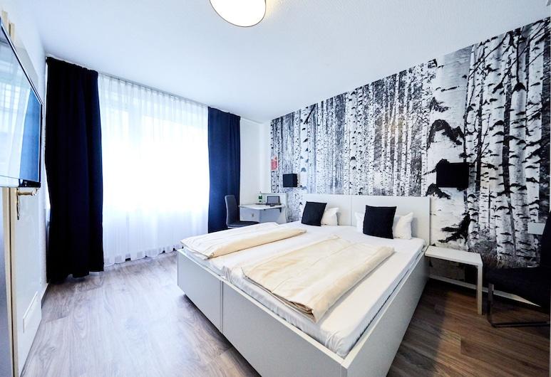 Hotel Alt Deutz City-Messe-Arena, Cologne, Phòng đôi tiện nghi đơn giản, Phòng