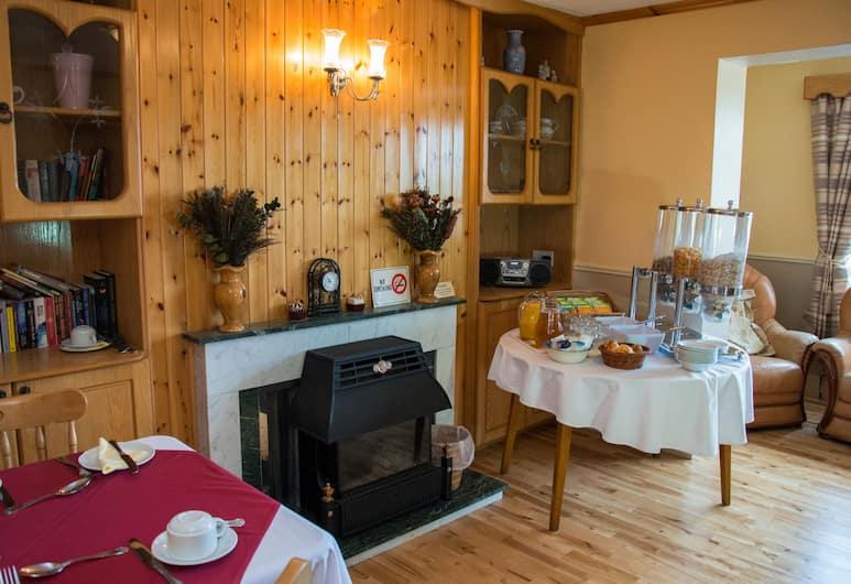 Algret House Bed & Breakfast, Killarney, Pomieszczenie śniadaniowe