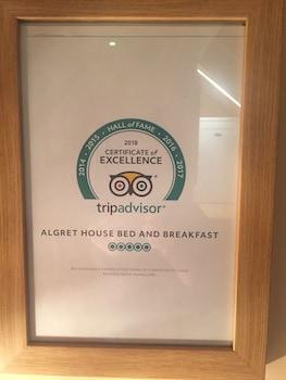 Foto van Algret House Bed & Breakfast in Killarney