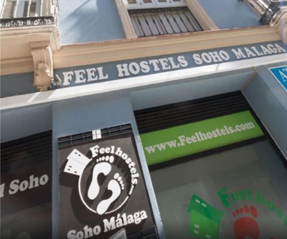 Feel Hostels Soho Malaga, Malaga