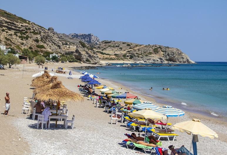 Alpha Stegna Sun, Rhodes, Pantai