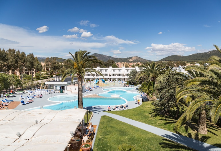 Apartamentos Jutlandia, Calvia, Εξωτερική πισίνα