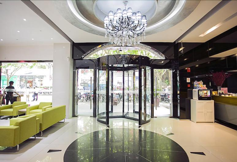 FX Hotel ShangHai XuJiaHui, Shanghai, Interior Entrance