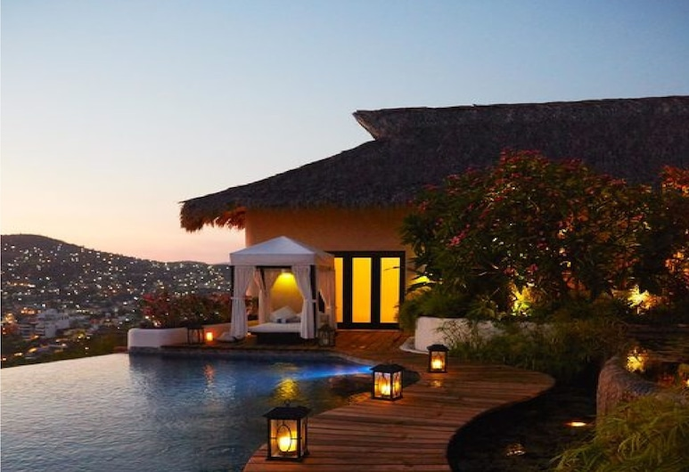 Tentaciones Hotel & Lounge Pool - Adults Only, Zihuatanejo, Restaurant