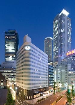 名古屋名古屋伊岢伊美萬寶龍飯店的相片