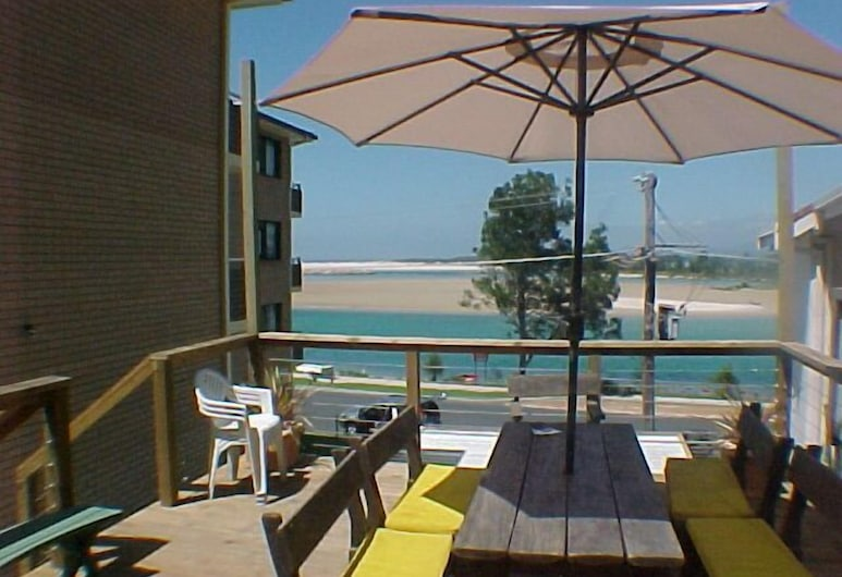 Marcel Towers Holiday Apartments, Nambucca Heads, Αίθριο/βεράντα