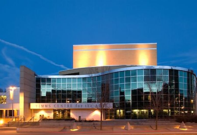 阿爾伯塔大學 - 遊客住宿旅館, 艾德蒙頓, 住宿範圍