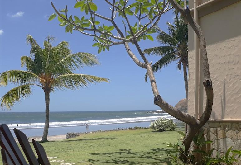Hacienda Iguana Beach and Golf Resort, Tola, Daire, 2 Yatak Odası, Denize sıfır, Teras/Veranda