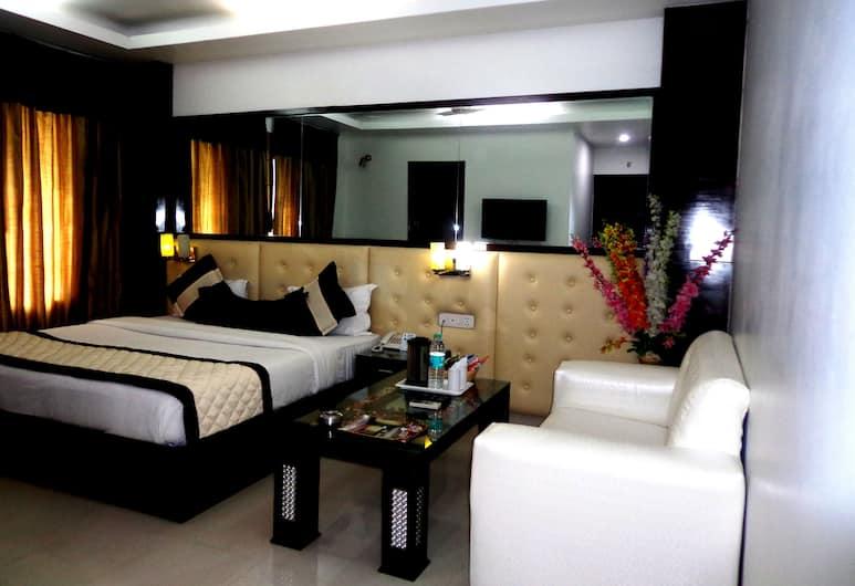 Hotel Sohi Residency, Nuova Delhi, Camera Deluxe, Vista dalla camera