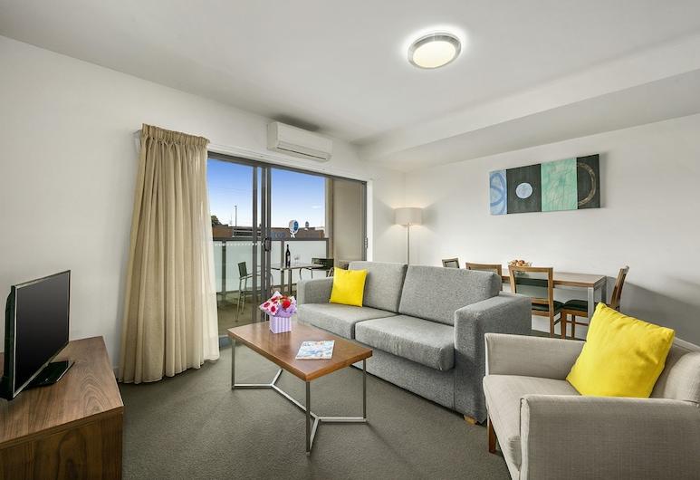 Quest Dubbo Serviced Apartments, Dubbo, One Bedroom Apartment, Living Area