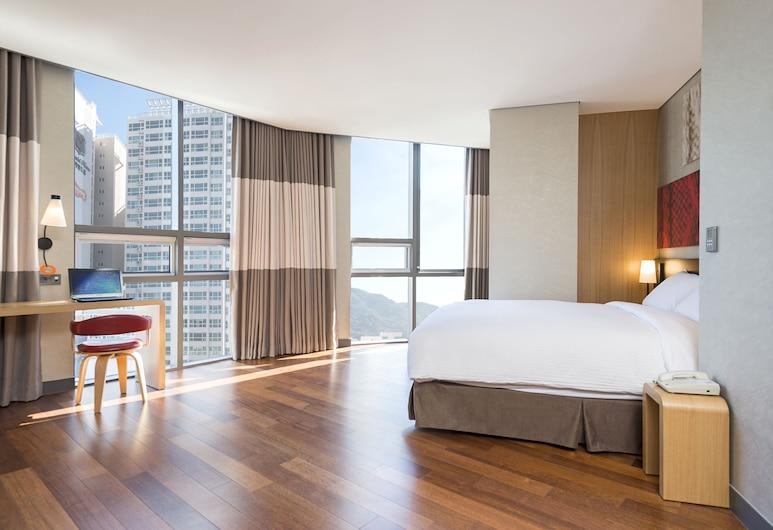 ibis Ambassador Busan City Centre, Busan, Deluxe-Doppelzimmer, 1 Doppelbett, Zimmer