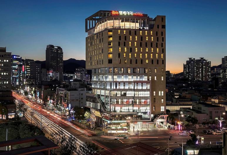 釜山市中心宜必思大使酒店, 釜山