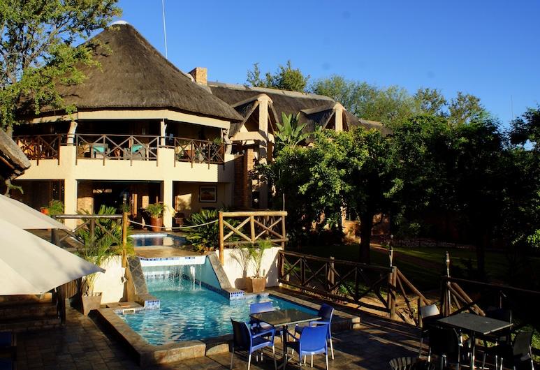 Crocodile Kruger Safari Lodge, Marloth Park, Εξωτερικός χώρος