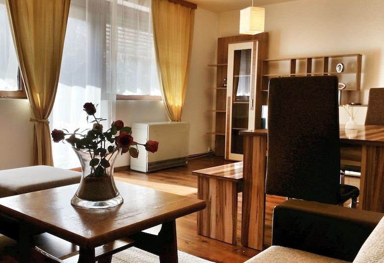 Ski Vital, Sankt Michael im Lungau, Superior Διαμέρισμα, 3 Υπνοδωμάτια, 2 Μπάνια, Θέα στο Βουνό, Καθιστικό
