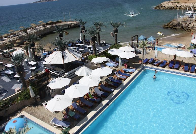 Lamedina Hotel, Jounieh, Pool