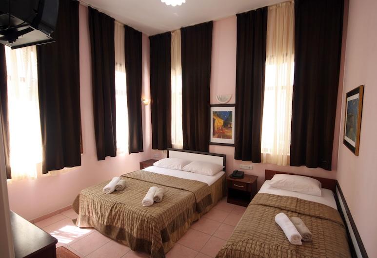 Cinar Butik Hotel, Antalya, Üç Kişilik Oda, Oda
