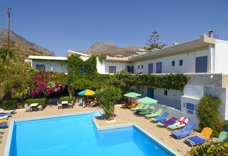 Costas & Chrysoula, Agios Vasileios, Infinity Pool