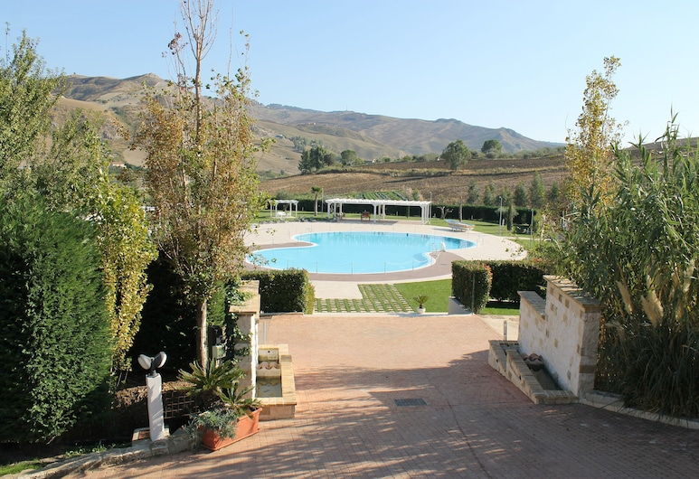 Casale Margherita, Cammarata, Outdoor Pool