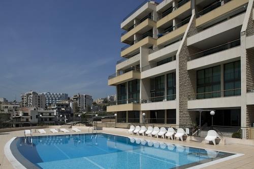 阿德瑪藍色營幕公寓酒店/