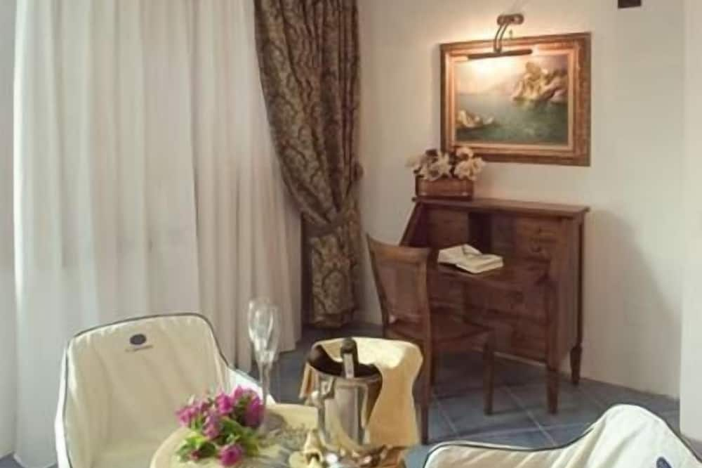 Classic-Zimmer, 1 Schlafzimmer, Meerblick - Wohnbereich