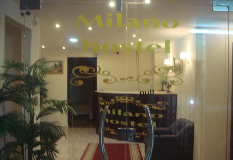 Milano Hotel, Le Caire
