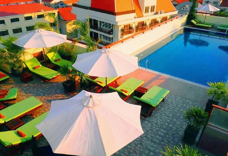 Cheathata CTA Hotel Siem Reap, Σιέμ Ριπ