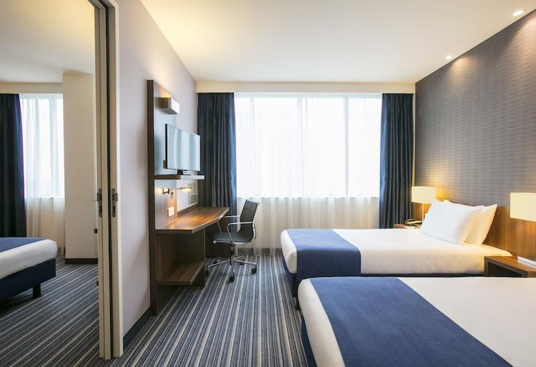 Holiday Inn Express Amsterdam - Sloterdijk Station, an IHG Hotel, Амстердам, Номер, 2 односпальные кровати, для некурящих, Номер