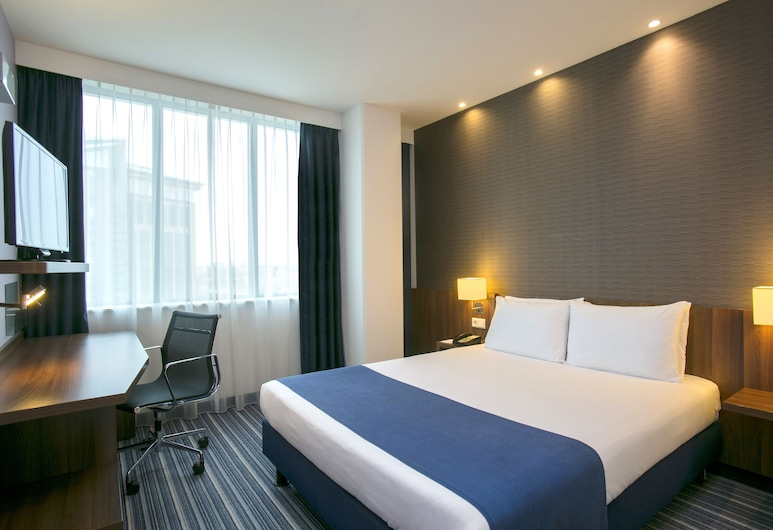 Holiday Inn Express Amsterdam - Sloterdijk Station, Amsterdam, Room, 1 Double Bed, Non Smoking, Guest Room