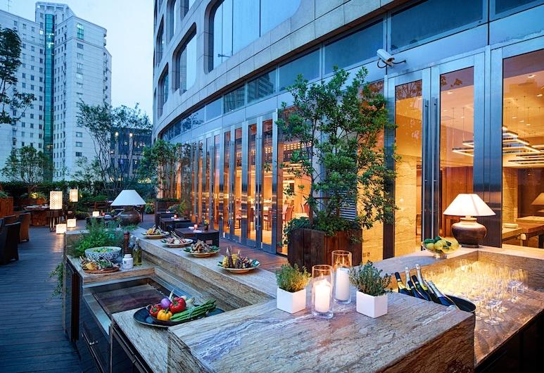 上海新天地安達仕酒店, 上海市, 陽台