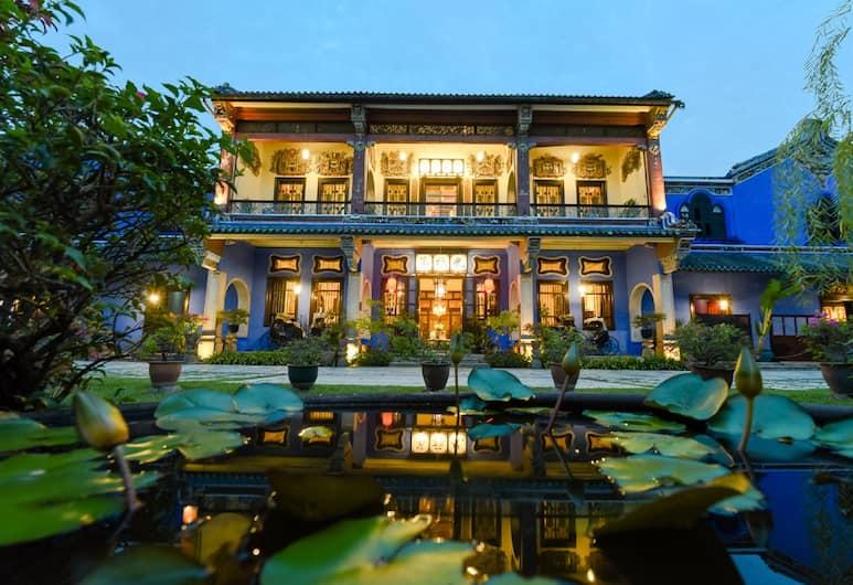 Cheong Fatt Tze - The Blue Mansion, George Town