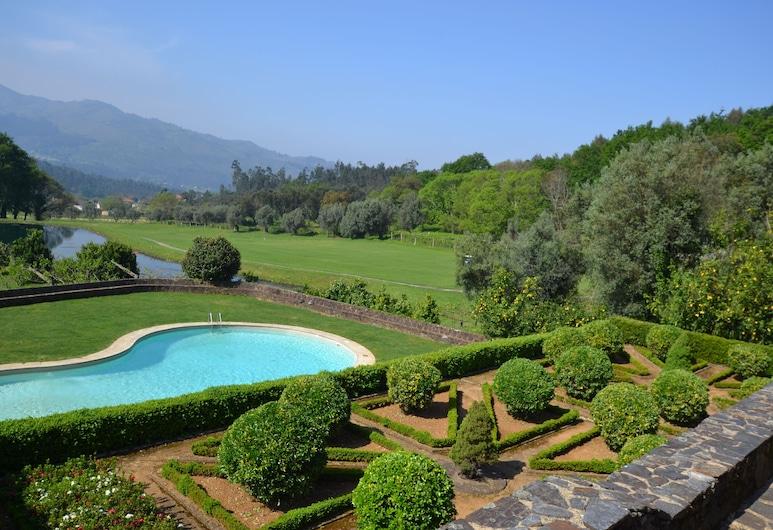 كاسا دو أنكوياو, بونت دو ليما, منظر من الفندق