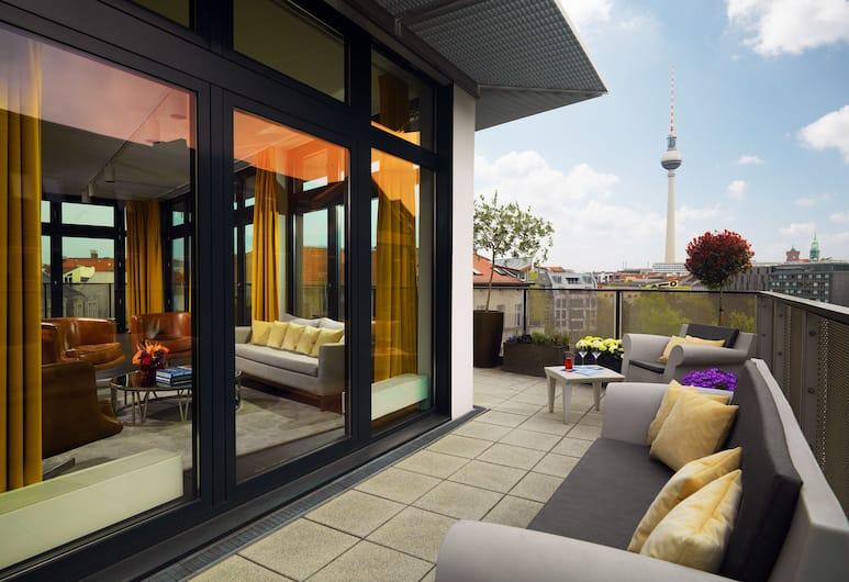 Hotel MANI by AMANO Group, Berlin, Terrace/Patio