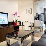 Superior Apartment, Ensuite ((Room only)) - Living Room