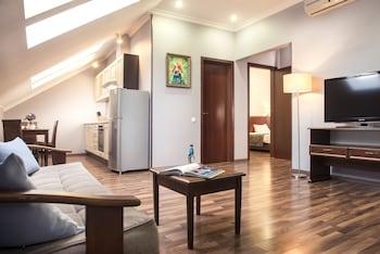 Foto Greguar Hotel & Apartments di Kiev