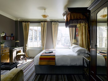 A(z) The Zetter Townhouse Clerkenwell hotel fényképe itt: London