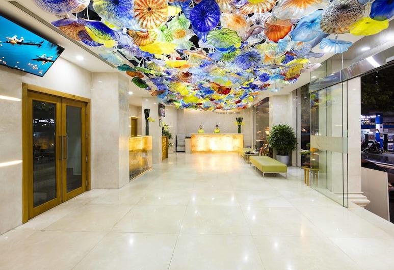 Paradise Saigon Boutique Hotel & Spa, Ho Chi Minh City, Lobby