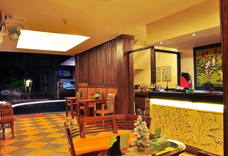 Guest House Matahari, Kuta, Nội thất lối vào