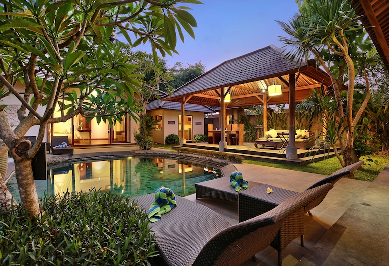 The Kampung Ubud Villa, Ubud, Outdoor Pool