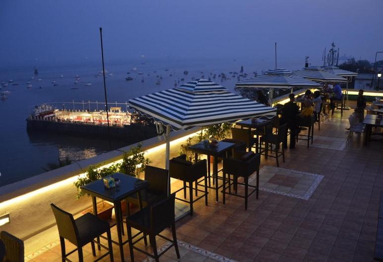 Sea Palace Hotel, Bombay / Mumbai, Terrasse/Patio