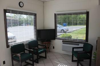 Naktsmītnes Green Valley Motel Winston-Salem attēls vietā Vinstona-Seilema
